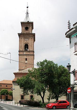 Barajas (Madrid) - San Pedro church