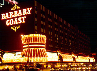 The Cromwell Las Vegas - Image: Barbary coast 1983