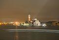 Basilica di San Giorgio Maggiore notte a Venezia.jpg