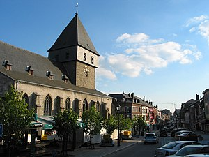 Bastogne - St. Pierre Church