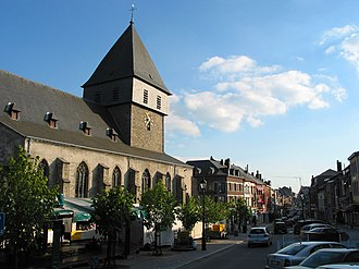 Bastogne - St. Pierre Church