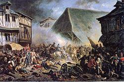 Revolutionary War Amid Southern Chaos