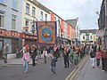 Battle of the Somme Parade, Omagh - geograph.org.uk - 484943.jpg