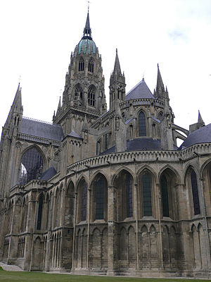 Roman Catholic Diocese of Bayeux - Bayeux Cathedral