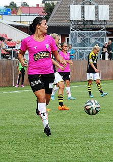 Beata Kollmats Swedish professional soccer player