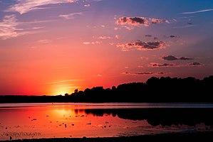 Carska Bara - Sunset