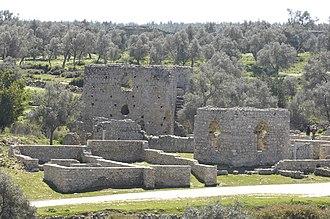 Beçin - Image: Becin 5264
