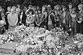 Begrafenis lid van Hells Angels op Nieuwe Oosterbegraafplaats in Amsterdam, Bestanddeelnr 927-2854.jpg