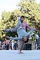 Belenciana pone a bailar a varias generaciones en La Pradera y la plaza de Oriente se sumerge en el mundo submarino 06.jpg