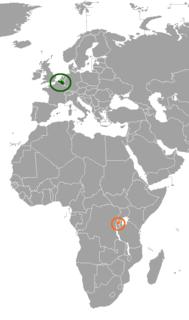 Belgium–Rwanda relations Bilateral diplomatic relations