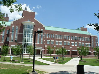 University of Louisville - The Belknap Research Building, completed in 2005