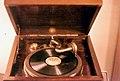 Beltona Phonograph in New Orleans - Beltona Record on Turntable.jpg
