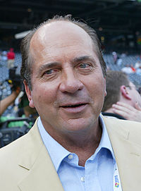 Johnny Bench - the cool, friendly, fun,  baseball player  with English roots in 2017