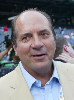 Johnny Bench - Bench in July 2006