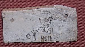 Benerib - Names of Benerib and Hor-Aha, British Museum
