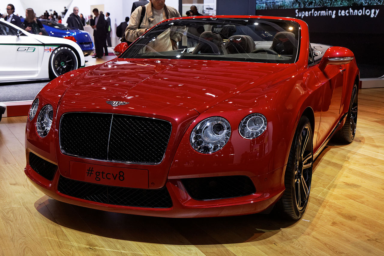 Gtc De Paris : file bentley gtc v8 mondial de l 39 automobile de paris 2012 wikimedia commons ~ Medecine-chirurgie-esthetiques.com Avis de Voitures