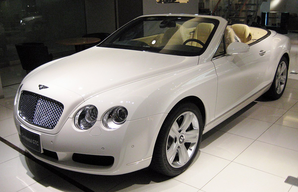 bentley continental gtc wikipedia. Black Bedroom Furniture Sets. Home Design Ideas