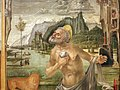 Bernardo parentino, cristo portacroce tra i ss. girolamo e agostino, 1492-96 ca. 04.jpg