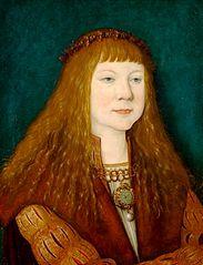 König Ludwig II. von Ungarn als Knabe (1506-1526)