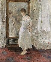 Miroir wikip dia for Symbolique du miroir
