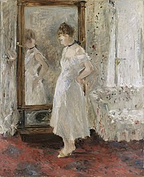 Berthe Morisot: Psyche