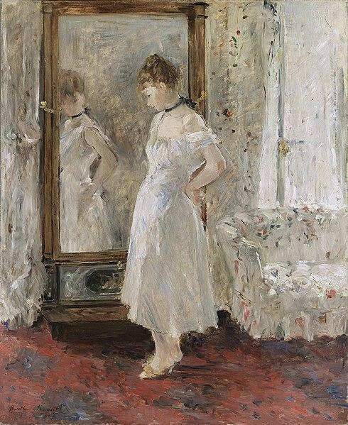 Fichier:Berthe Morisot - Psyché.JPG