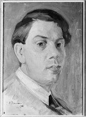 Bertil Damm, 1887-1942