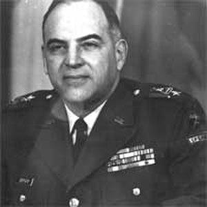 Berton E. Spivy Jr. - General Berton E. Spivy Jr.