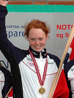 Betty Ann Bjerkreim Nilsen Orienteer and cross-country skier