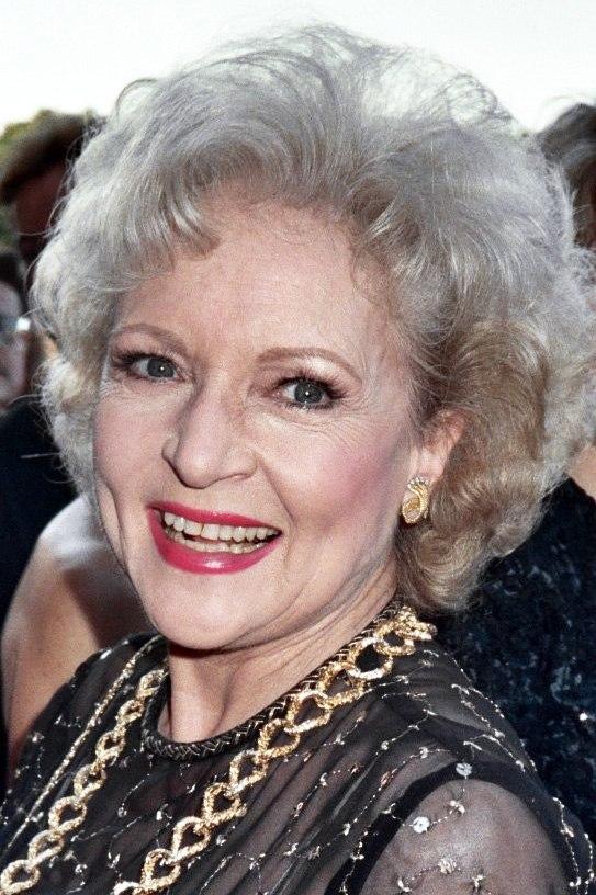Betty White 1989 Emmy Awards (cropped)
