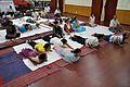 Bhujangasana - International Day of Yoga Celebration - NCSM - Kolkata 2015-06-21 7386.JPG