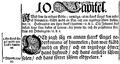 Bibelöfversättningar, Ur Karl XII-s bibel, Uppenbarelseboken 10, 1, Nordisk familjebok.png