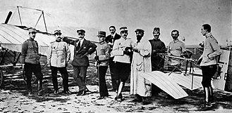 George Valentin Bibescu - Image: Bibescu 3rd from left