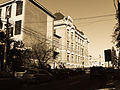 Biblioteca Centrală Universitară - vedere str. Clinicilor.jpg