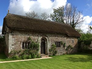 Grade II* listed buildings in Mid Devon - Image: Bickleigh Chapel