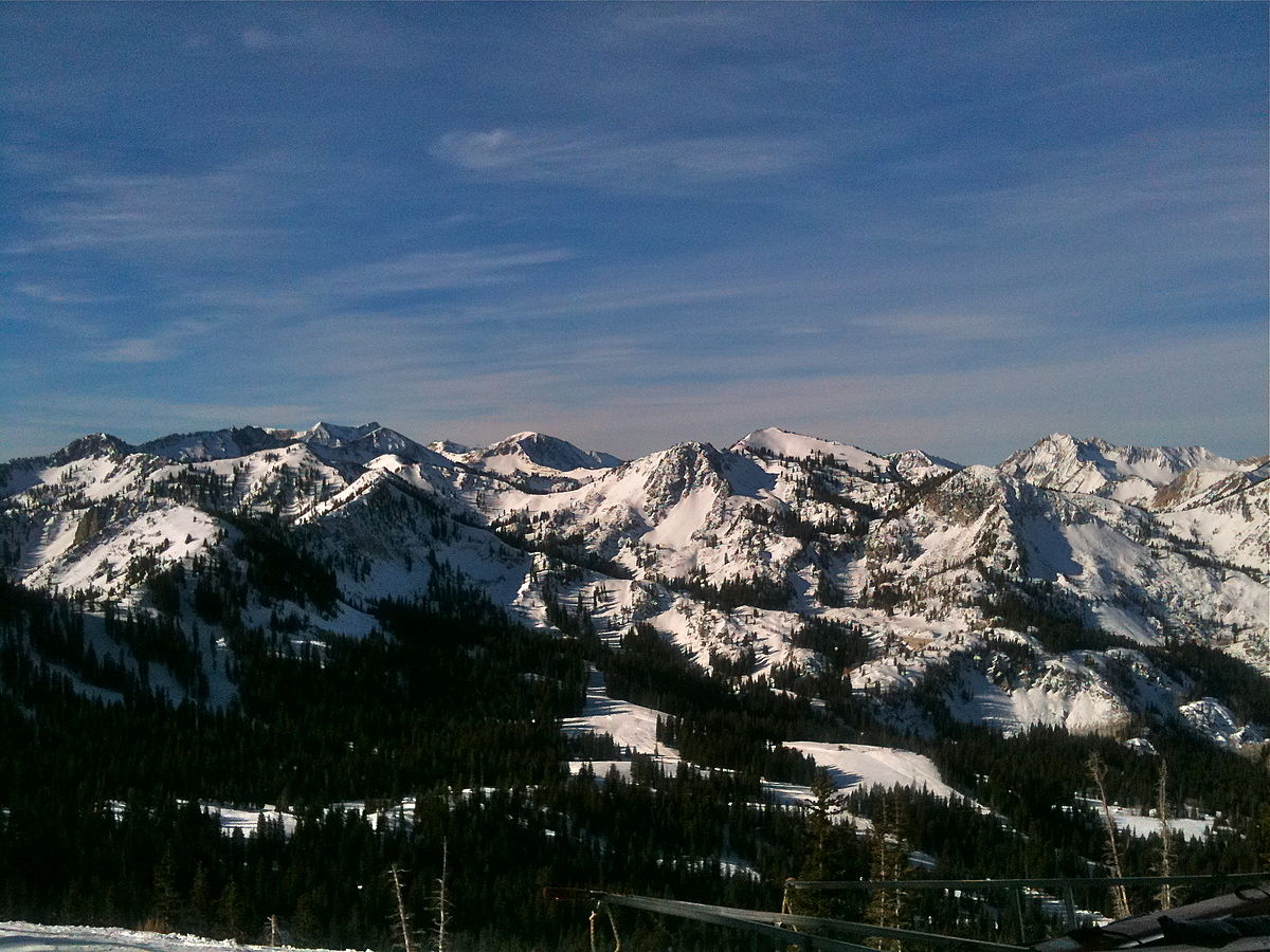 Brighton Ski Resort Wikipedia - Brighton utah us map
