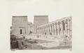 Bild från familjen von Hallwyls resa genom Egypten och Sudan, 5 november 1900 – 29 mars 1901 - Hallwylska museet - 91762.tif