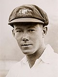 Bill Brown, Australian cricketer.