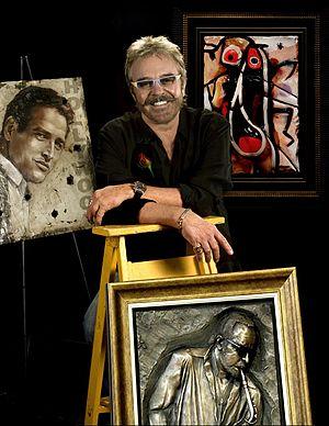 Bill Mack (sculptor) - Image: Bill Mack Artist