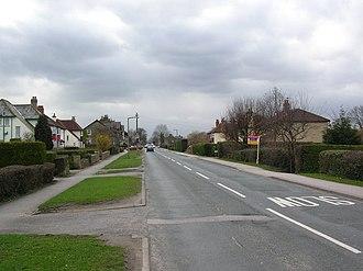 Bilton, Harrogate - Bilton Lane