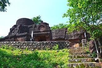 Binnayaga Buddhist Caves - Binnayaga Caves