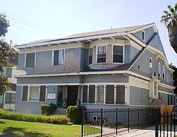 Birthplace of Adlai Stevenson (Los Angeles).jpg