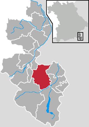 Bischofswiesen - Image: Bischofswiesen in BGL