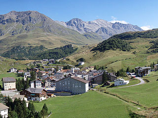 Bivio Former municipality of Switzerland in Graubünden