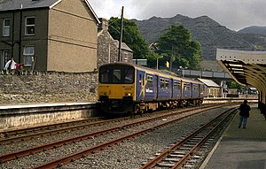 First North Western - Image: Blaenau First