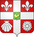 Arms of Val-de-Saâne