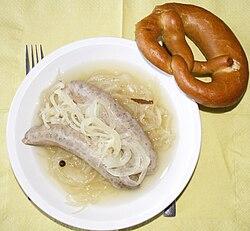 meaning of bratwurst
