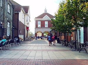 Sevenoaks - Bligh's Shopping Development