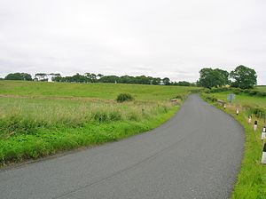 Bloak - Image: Bloak site of village