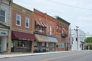 Bloomville, Ohio Village in Ohio, United States